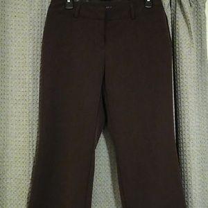 Worthington brown slacks. NWOT